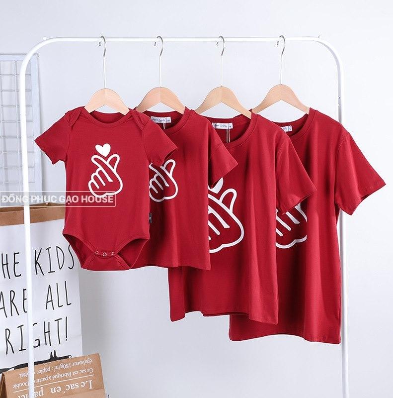 Gạo House nhận may áo đồng phục theo số đo từng thành viên trong gia đình