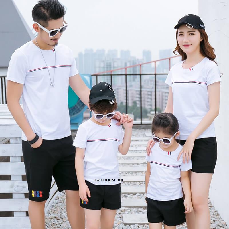 1_áo gia đình đẹp tại Tp Hồ Chí Minh