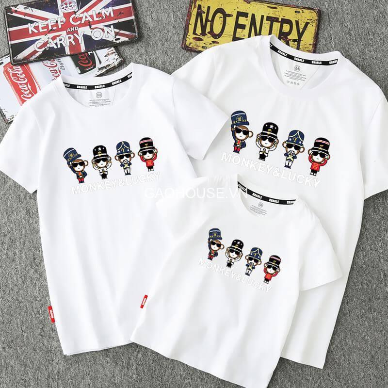 2_áo phông gia đình đẹp