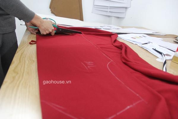Gạo House - xưởng may áo gia đình lớn, uy tín nhất trên thị trường hiện nay