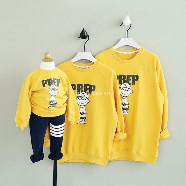 5_áo hoodie gia đình