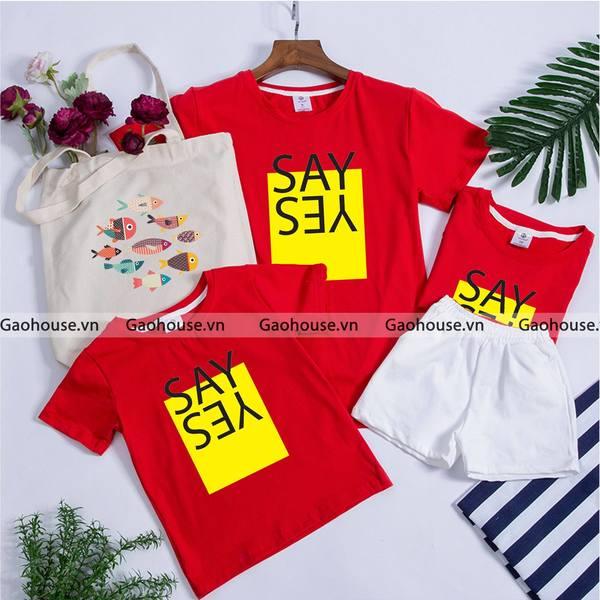 7_mẫu áo gia đình đẹp