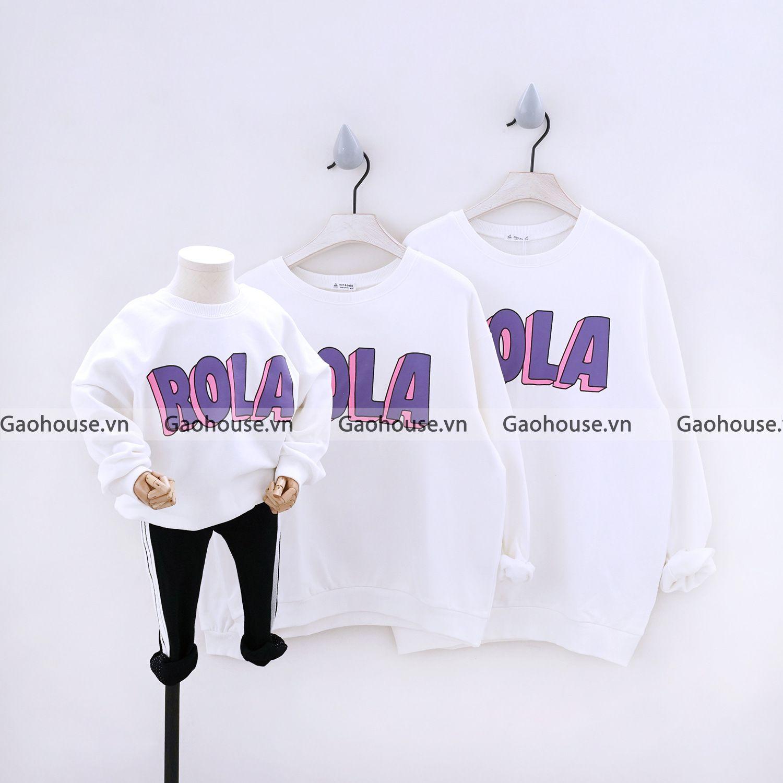 7_áo hoodie gia đình
