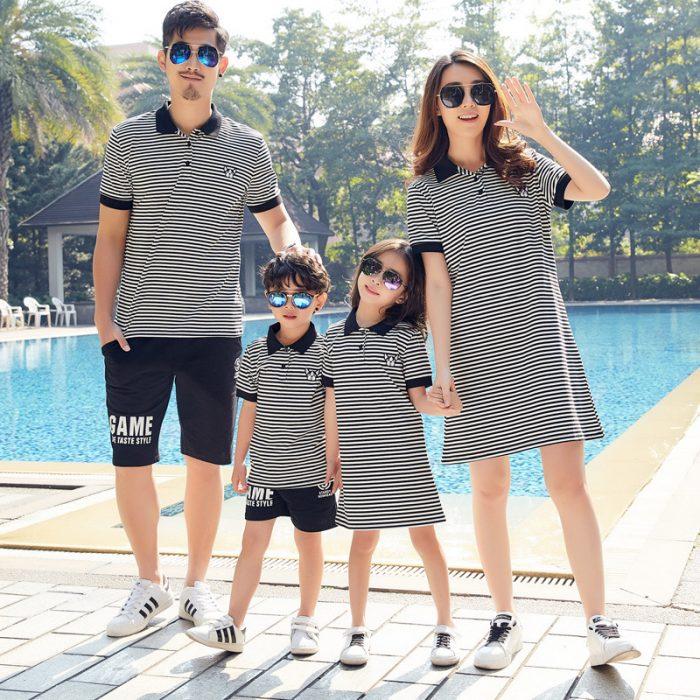 6_áo thun gia đình