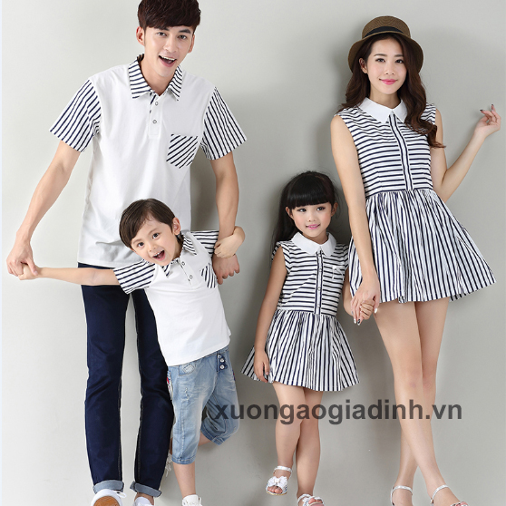 7_áo đôi gia đình