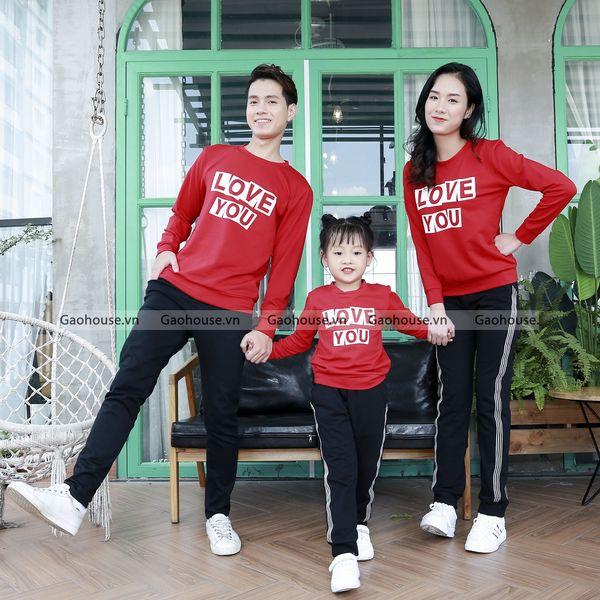 3_áo gia đình mùa đông