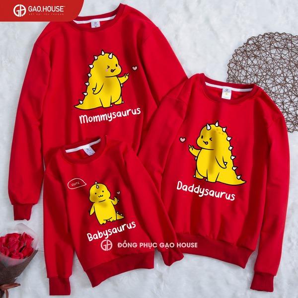 8_áo hoodie gia đình