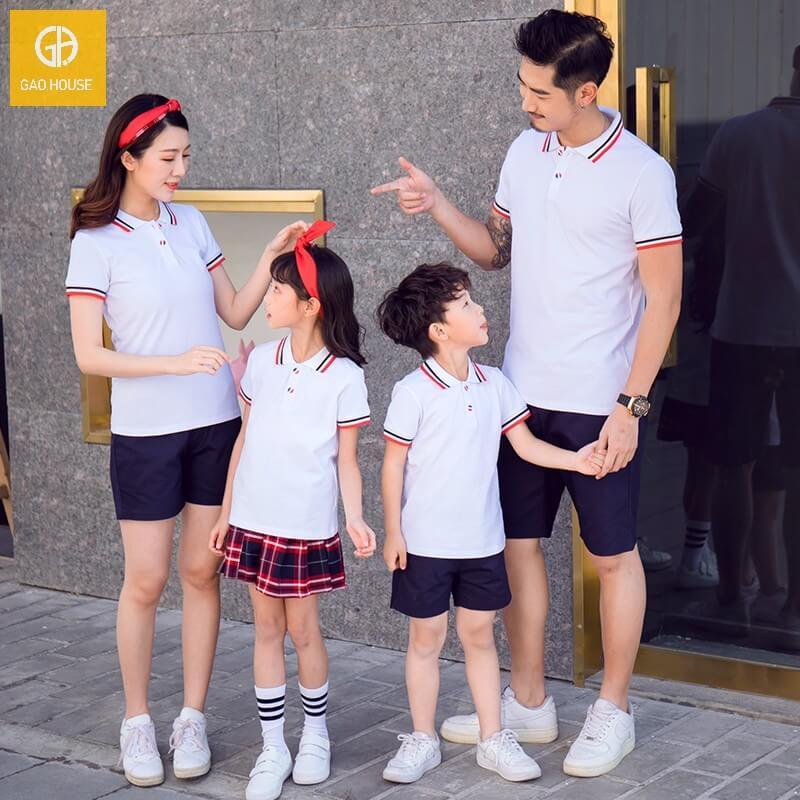 3_áo gia đình có cổ màu trắng