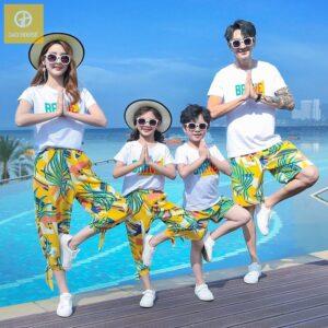 Áo gia đình đi biển brave agd0050 (1)