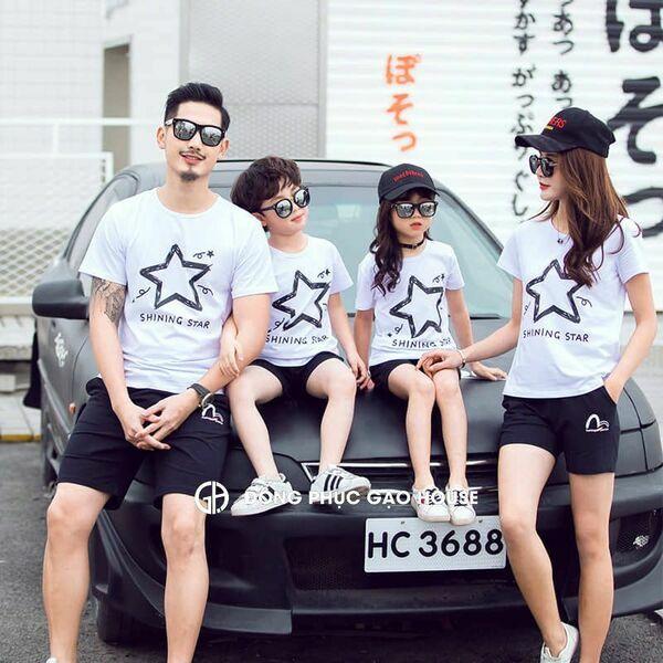 4_mẫu áo gia đình màu hè