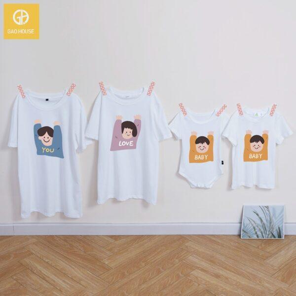 1_áo gia đình mùa hè AGD0016 màu trắng