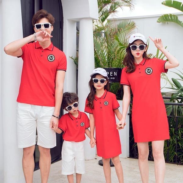 2_áo gia đình mùa hè