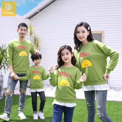 Áo gia đình mùa đông AGD0085