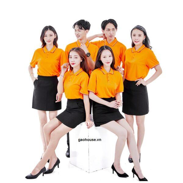 Áo đồng phục công ty ACT0001