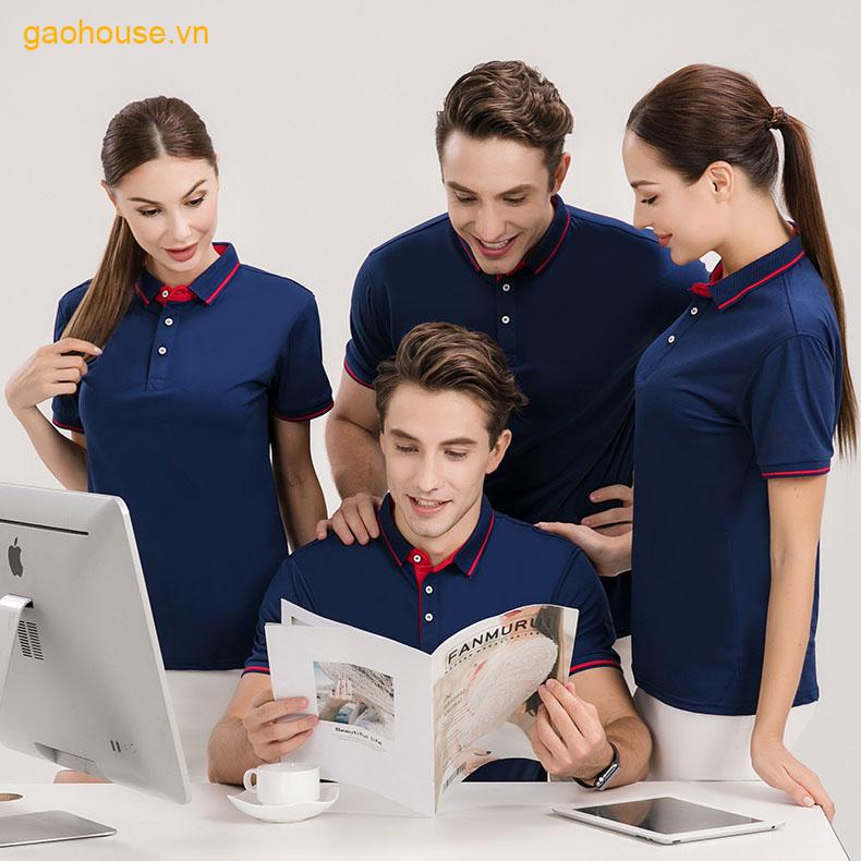 Áo đồng phục công ty ACT0024
