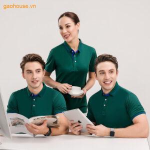 Áo đồng phục công ty ACT0026