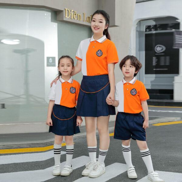 Áo đồng phục mầm non AMN0010