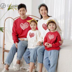 Áo gia đình mùa đông AGD2020024